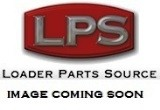 New Holland LX865 Skid Steer, Quick Attach Coupler Plate